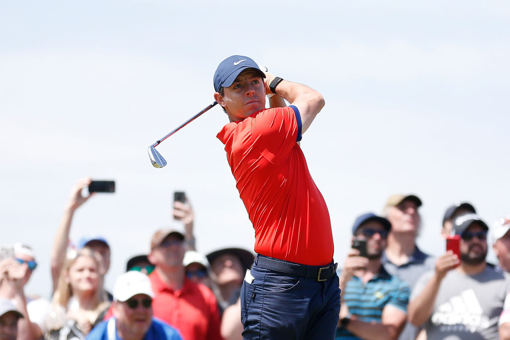 US Open: Red-hot Rory McIlroy the man to beat