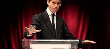 Rory Stewart resigned as international development secretary today as Boris Johnson prepared to become Prime Minister
