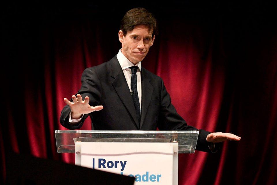 Rory Stewart resigned as international development secretary today as Boris Johnson prepared to become Prime Minister