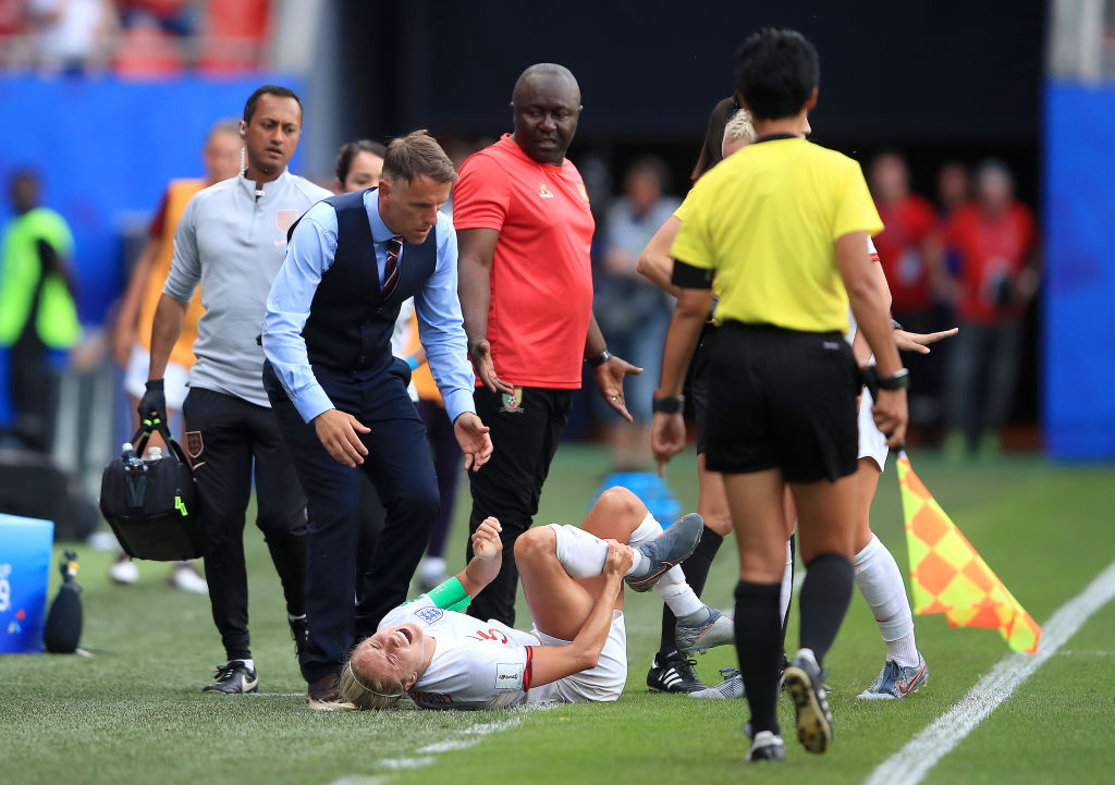 England v Norway: Lionesses have injury problems for World Cup quarter-final