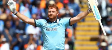 Jonny Bairstow heeds his own advice as England beat India to keep their World Cup alive
