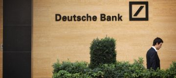Deutsche Bank considers cutting up to 20,000 jobs