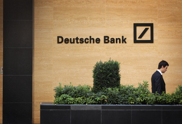 Deutsche Bank clamps down on hiring amid €7.4bn restructuring
