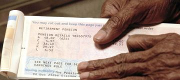 Wrong state pension forecasts sent to 360,000 savers after Whitehall blunder