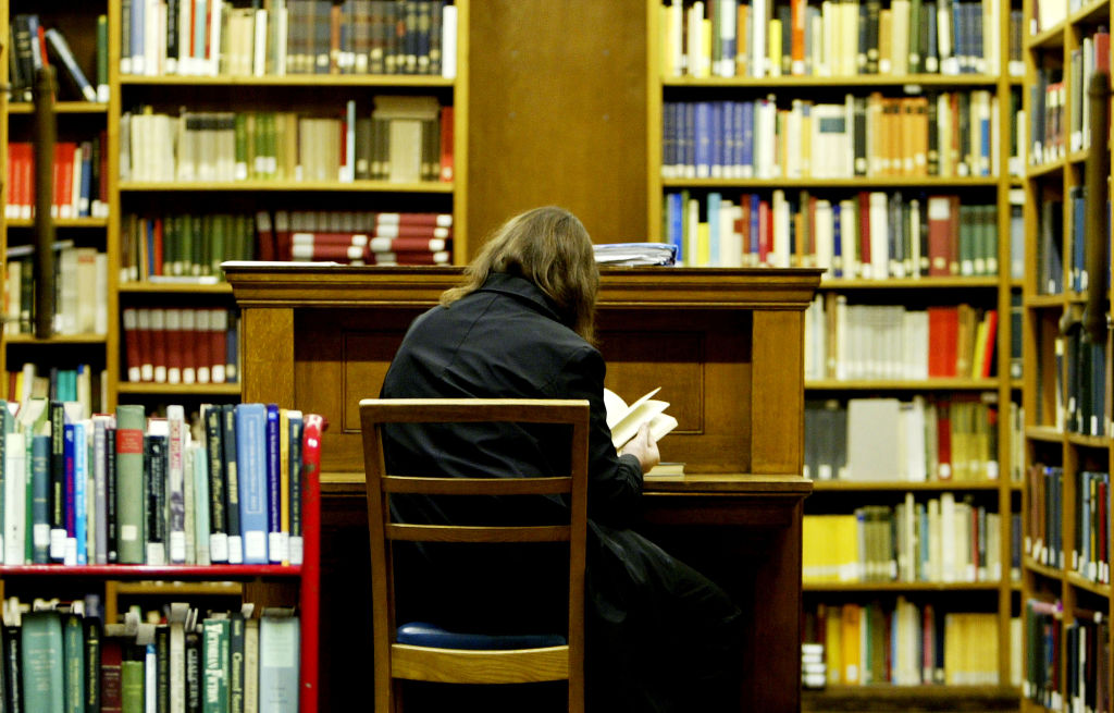 On-the-shelf idea: Time to get our libraries booked  for business