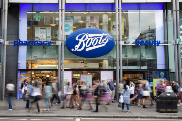 Sales at Boots UK have waned in the wake of tough trading conditions