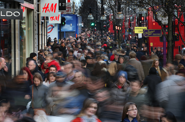 Oxford Street discounts signal a troubling start to the summer for retailers