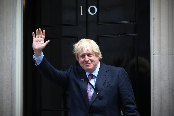 Boris Johnson is the frontrunner in the race to replace Theresa May