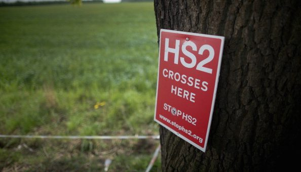 Business groups warn of delays for troubled HS2