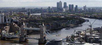 London's private sector bounces back after weak April