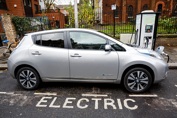 Ell-electric vehicles sales were up 80 per cent