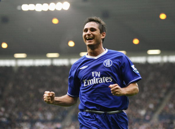 Frank Lampard exceeded expectation during his first year of management at Derby