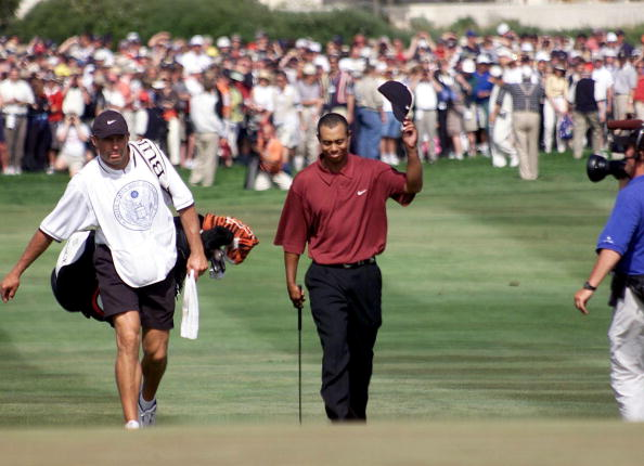 Tiger Woods won the US Open at Pebble Beach in 2000 with a record-breaking 15-shot win