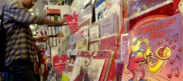 Card Factory sales rose thanks to seasonal ranges such as Valentine's Day