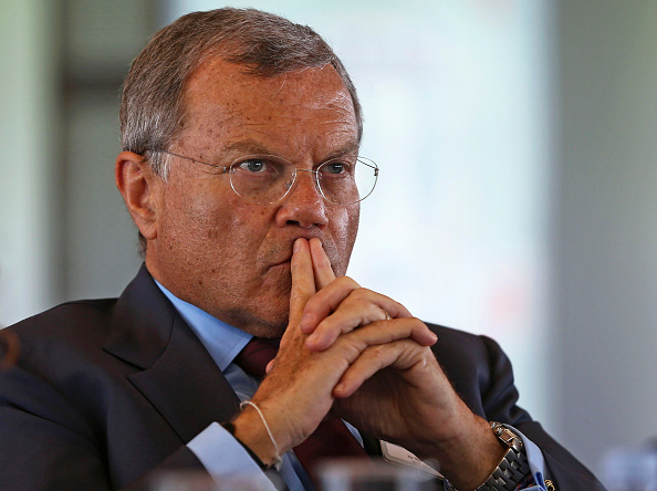 LONDON, ENGLAND - JUNE 28: Martin Sorrell, Chairman and Chief Executive Officer of WPP attends The Times CEO summit on June 28, 2016 in London, England. (Photo by Neil Hall-WPA Pool/Getty Images)