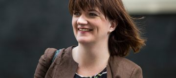 Nicky Morgan believes Brexit Irish backstop alternative could rely on existing technology