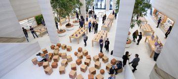 apple london store