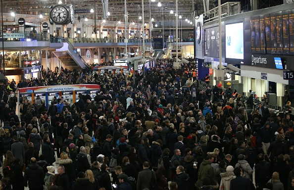 South Western Railway strike: Thousands hit by industrial action