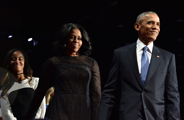 Barack and Michelle Obama sign podcast deal with Spotify