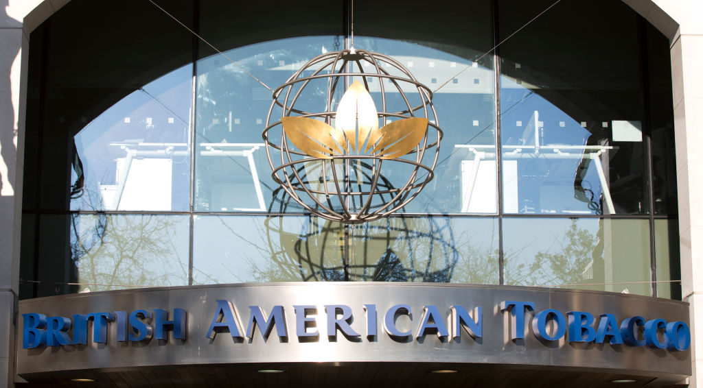 British American Tobacco boosted by vaping sales