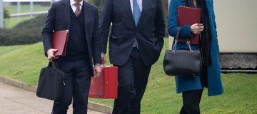 Andrea Leadsom backs Boris Johnson in Prime Minister race