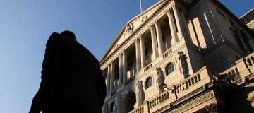 Bank of England's target for UK inflation is two per cent
