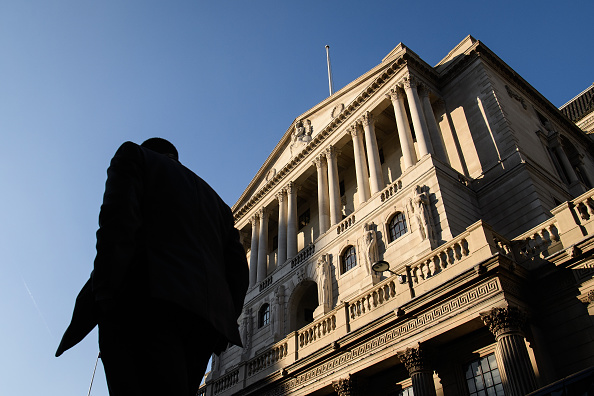 Bank of England chief economist says UK rate rise on horizon