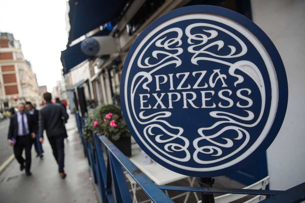 Pizza Express losses widen amid strain on casual dining sector