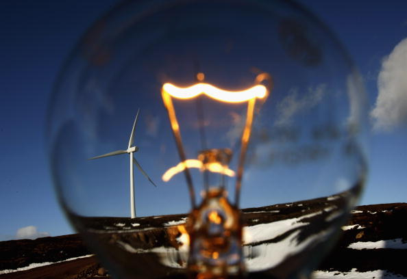 Big energy suppliers drop third of their profit in a year