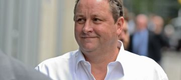 Mike Ashley's Sports Direct lost its stake in Debenhams when it fell into the hands of lenders last month
