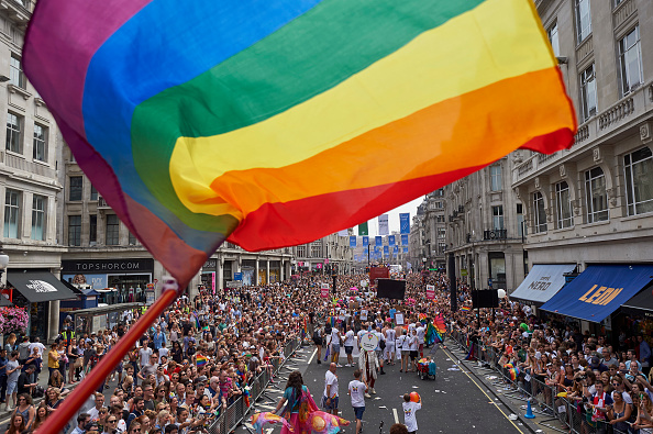 London Pride 2019: Where is the parade and when does it start?