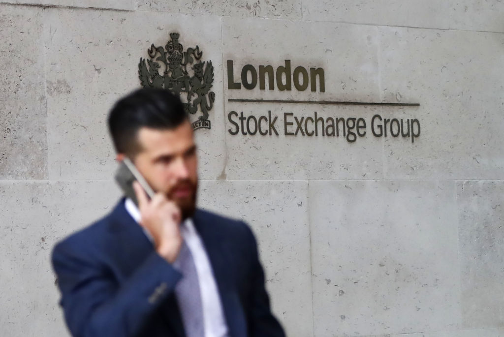 Shanghai-London stock market connection finally launched