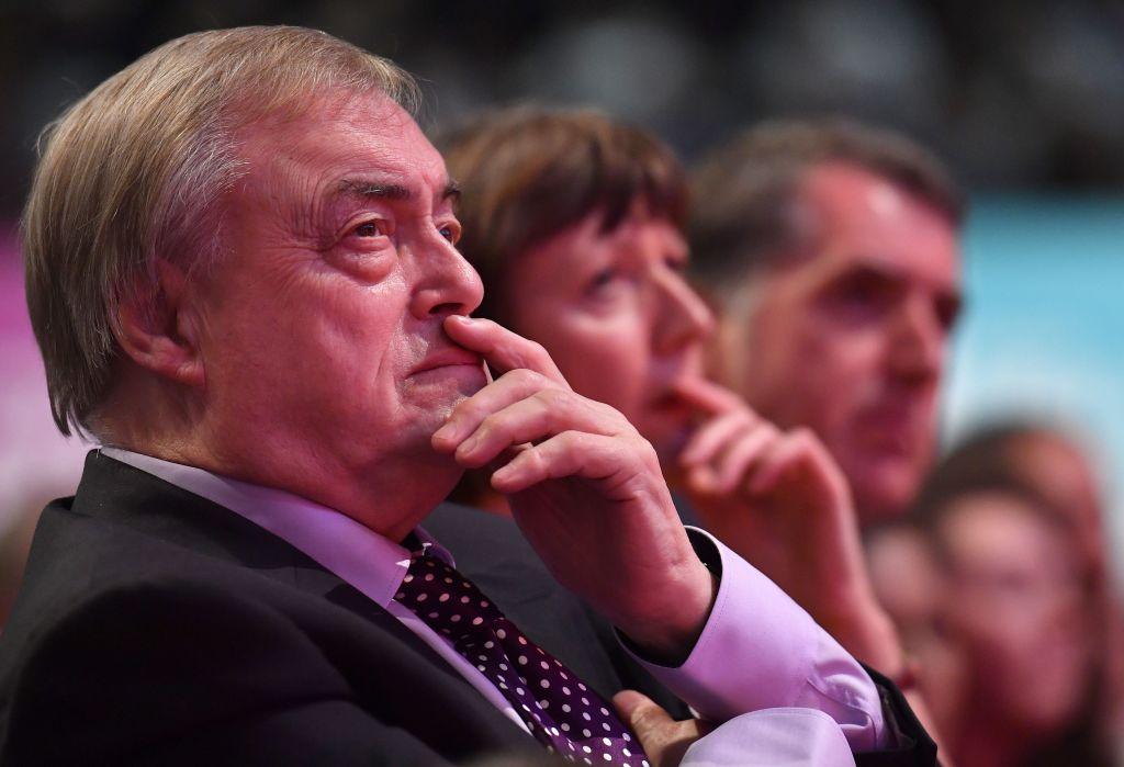 Former deputy PM John Prescott hospitalised after stroke