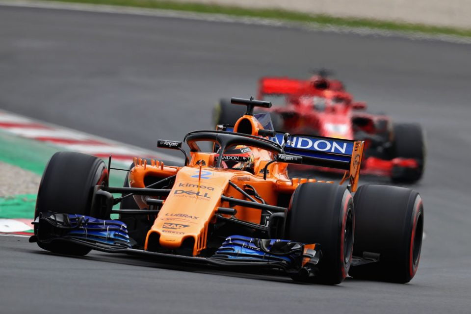 Stoffel Vandoorne had a disappointing time in F1 with an uncompetitive McLaren