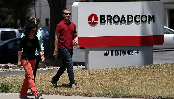 Broadcom is the subject of an EU antitrust probe into its TV and modem chip market activities