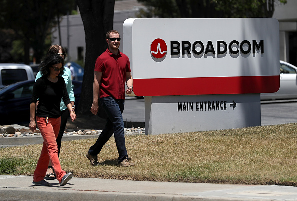 European Commission launches antitrust probe into Broadcom