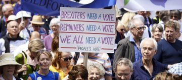 Remainers rejoice, a second referendum seems almost inevitable