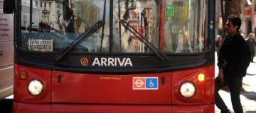 Arriva is owned by German transport giant Deutsche Bahn