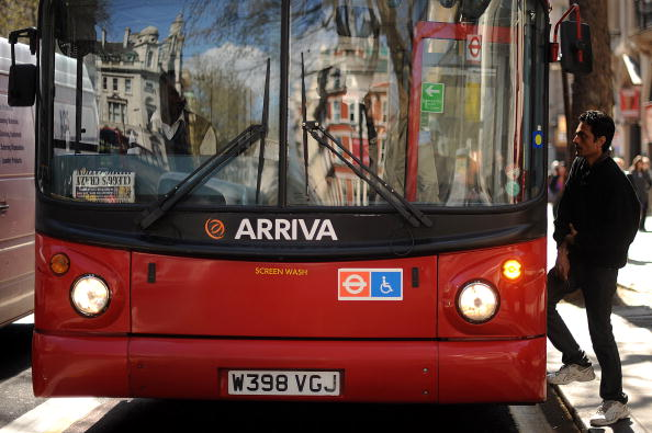 Group behind Canary Wharf launches bid for transport giant Arriva