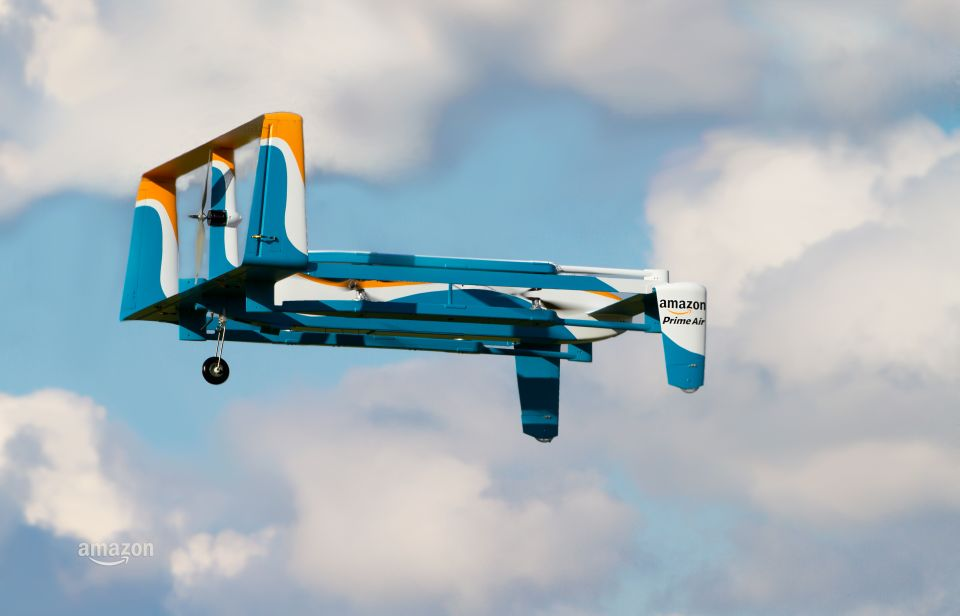 Amazon Prime Air drones could be flying within a few months