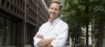 Monzo chief Tom Blomfield