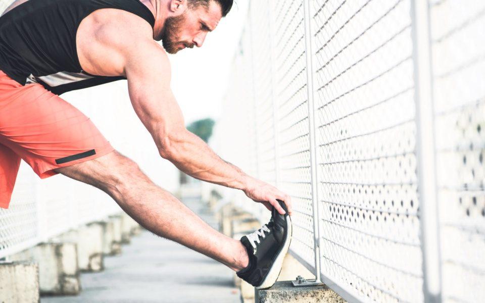 stretch to avoid injury