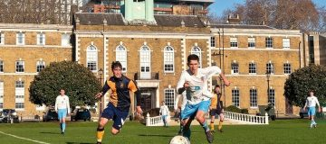 The Honourable Artillery Company Football Club plays its home matches at Armoury House in the City of London.