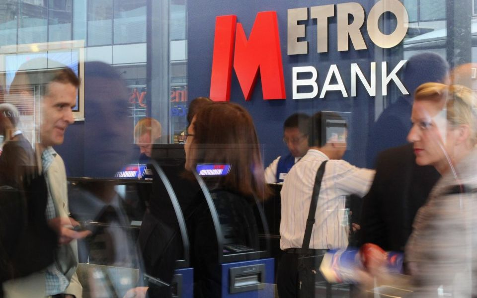 Metro Bank shares slip as US law firms launch fraud probes after accounting error