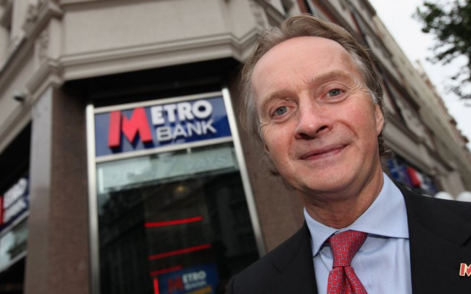 Metro Bank prepares for £350m placing next week
