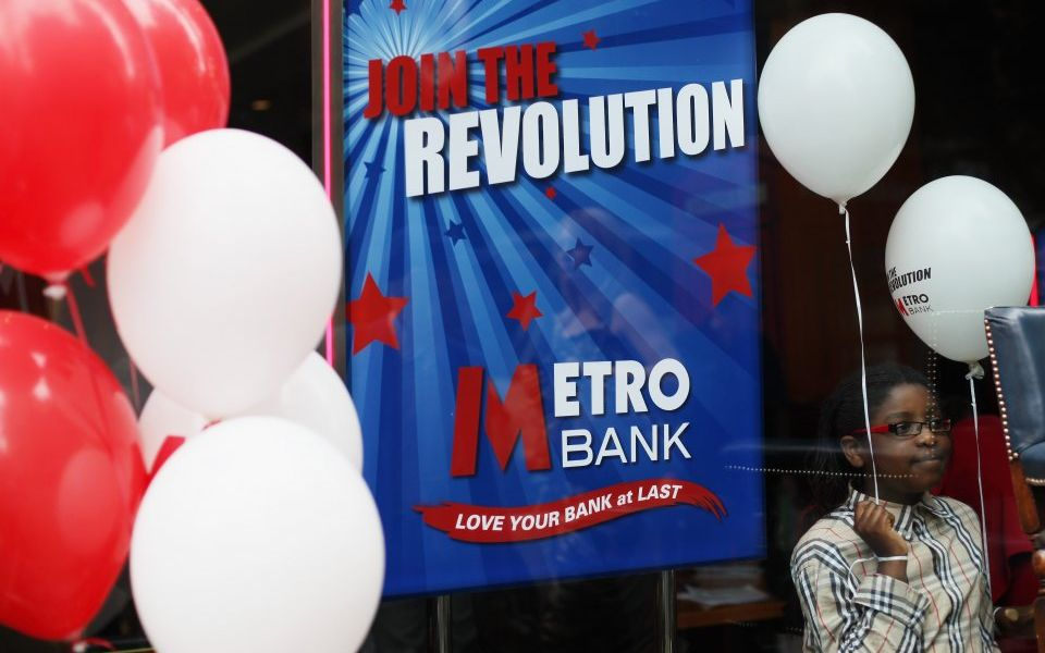 The next Northern Rock? Metro Bank has had a troubled week
