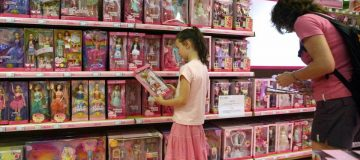 Barbies and princesses: The game-changer in gender-stereotyped toys