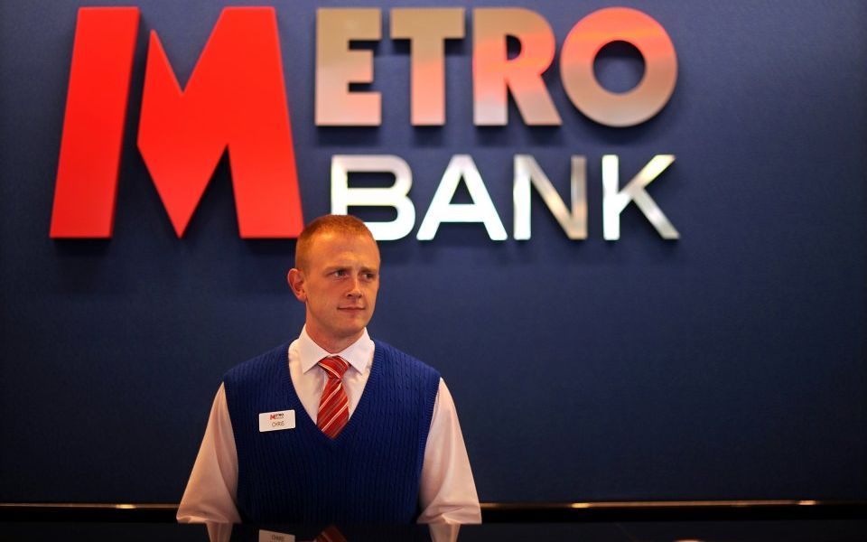 Disgruntled Metro Bank shareholders revolt with clear message to the board after loans blunder