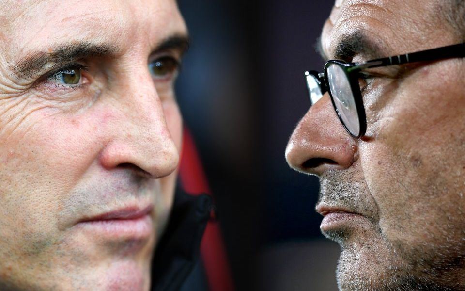 More at stake for Arsenal and Unai Emery than Chelsea and Maurizio Sarri in Europa League final between managers with points to prove