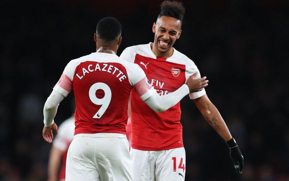 Trevor Steven: Strike pair can give Arsenal edge over Chelsea in Baku